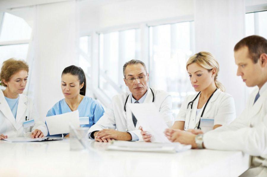 Консилиум врачей