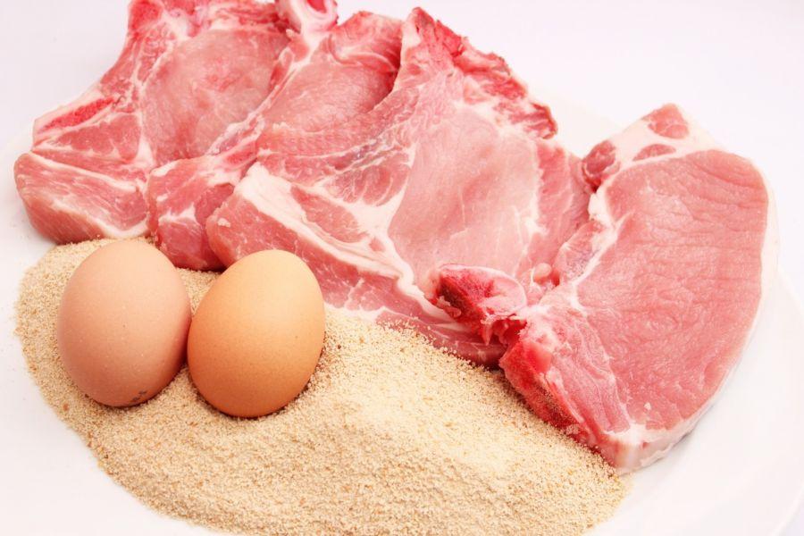 Мясо и яйца