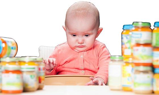 Прикорм для ребенка