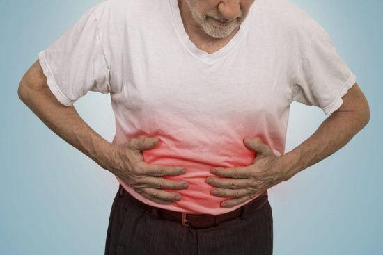 Боль в желудке