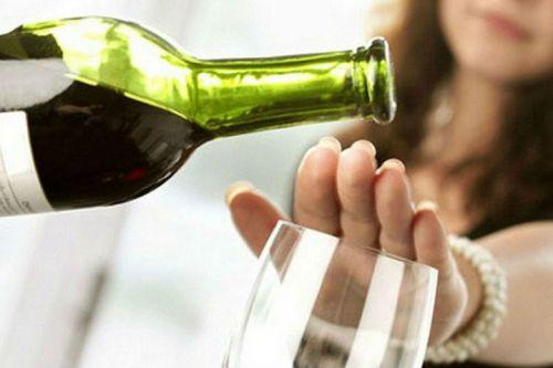 Запрет спиртного