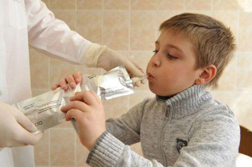 Дыхательный тест на хеликобактерию