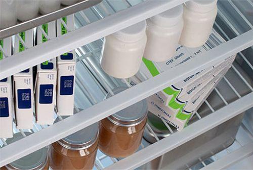 Бифидумбактерин в холодильнике