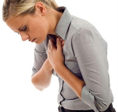 Боль при вдохе