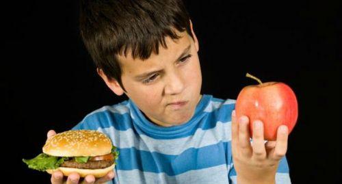 Правильная пища и фаст-фуд