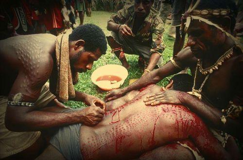 Ритуалы у аборигенов