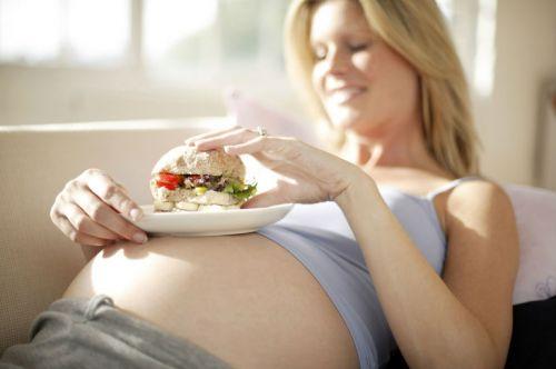 Фаст-фуд при беременности