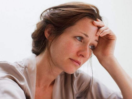Эмоциональное состояние женщины