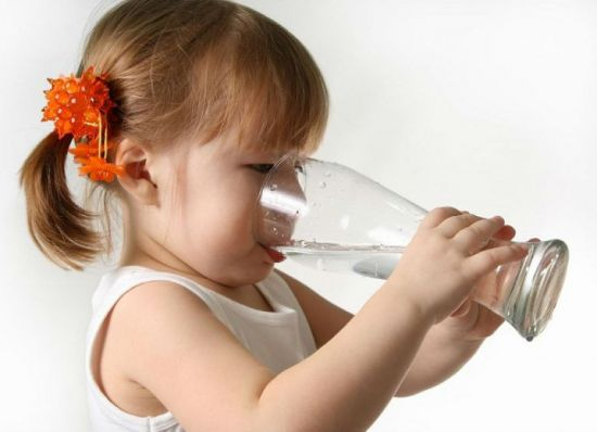 Питьевой режим для ребенка