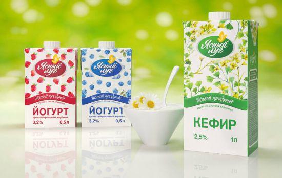 Кефир и йогурты