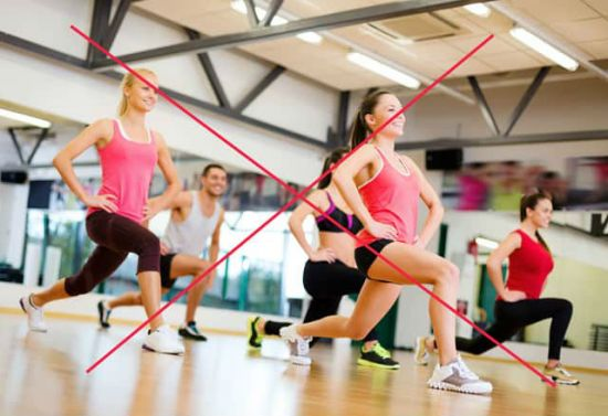 Запрет физической активности