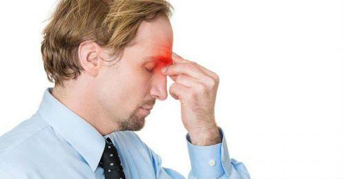 Боль при гайморите