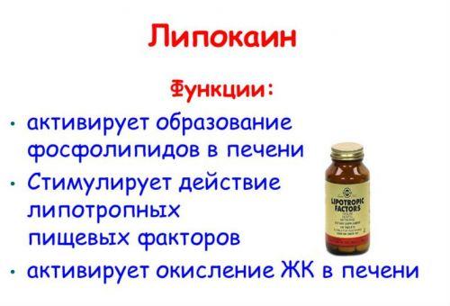 Липокаин