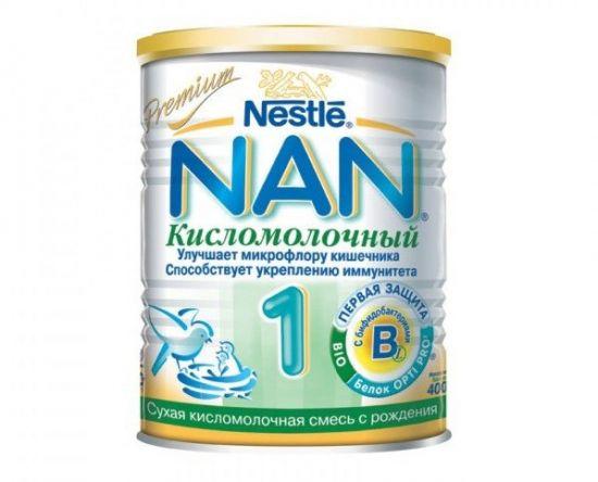 Смесь Нан