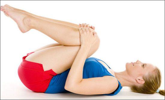 Упражнение при запорах