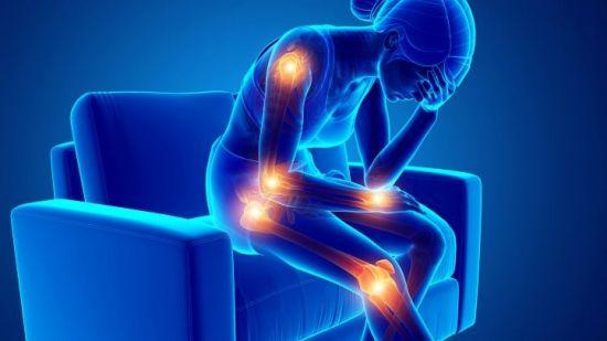 Боль в суставах по телу