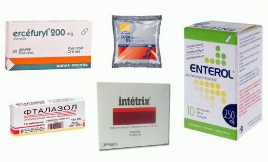Средства для лечения ротавирусной инфекции