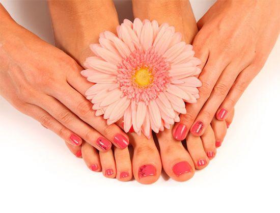 Пальцы ног и рук