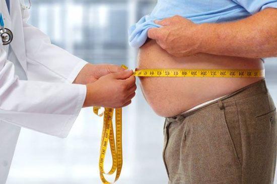 Измерение большой талии