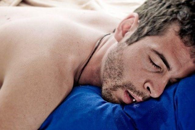 Слюноотделение во сне