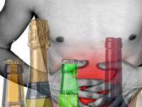 Влияние алкоголя на желудок