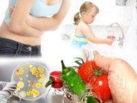 Пути передачи возбудителей кишечных инфекций