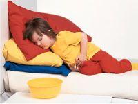 Лечение при рвоте и поносе у ребенка