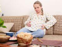 Боль в животе у беременной