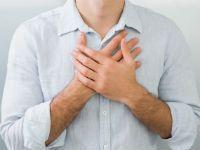 Отрыжка и боль в груди